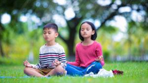 Mindfulness para niños. Entrenando la atención plena.